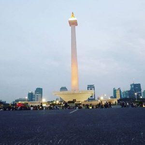 Tempat Wisata Tugu Monumen Nasional